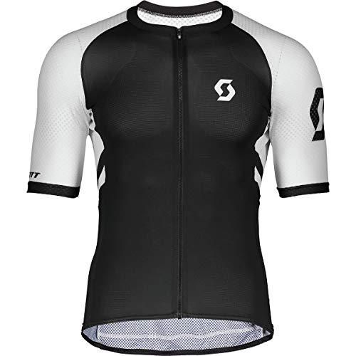 Scott RC Premium Climber Short-Sleeve Shirt - Men's Black/White, M