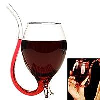 Novelty Vampire Wine Glass Borosilicate Glass Wine Cup Shot Glass