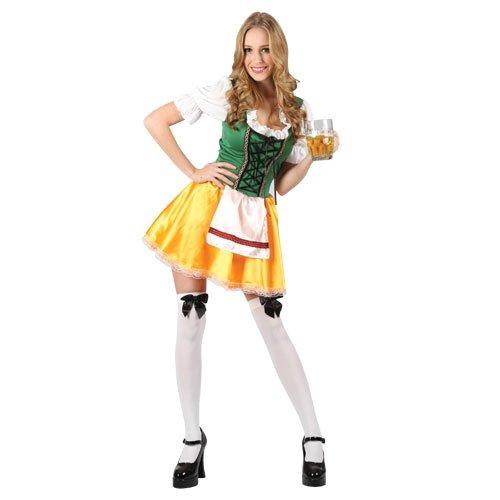 Ladies Playboy Bunny Girl Hostess Fancy Dress Costume -