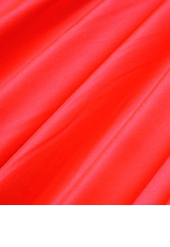 Shiny Tricot Fabric-12 Yards Wholesale by the Bolt-Coral
