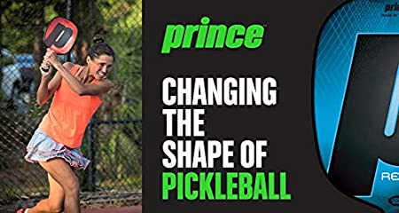 Amazon.com : Prince Pickleball | Response Pickleball Paddle | Polymer Honeycomb Core | Textured Fiberglass Composite Face : Sports & Outdoors