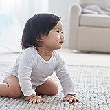 Gerber baby girls 5-pack Organic Long-sleeve