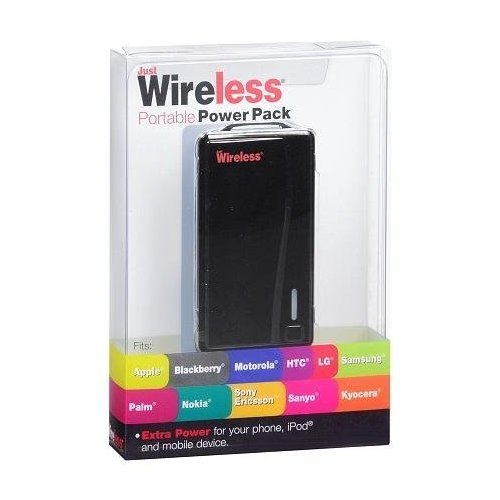 Just Wireless Portable Battery Pack - 3
