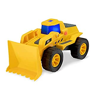 Cat Construction Future Force Wheel Loader Toy