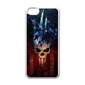 iPhone 5c Cell Phone Case White Diablo doki