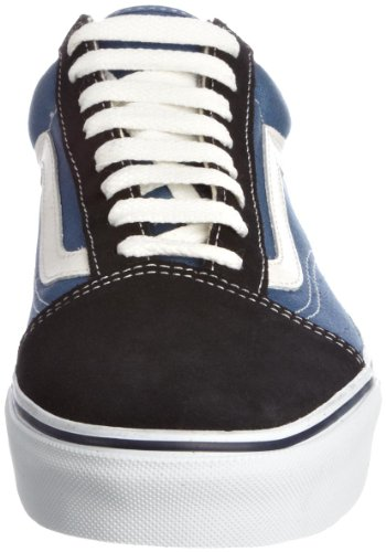 Mixte Vans Navy Basses Skool Bleu Adulte Old Baskets Classic Canvas Suede 1wxqHwB40