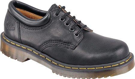 R11849001 Dr. Marten Unisex Iconic Casual Shoes - Black 9 UK 10 (Dr Doc Martens)