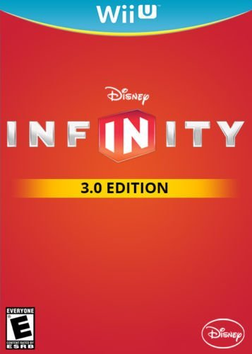 - Disney Infinity 3.0 Wii U Standalone Game Disc Only