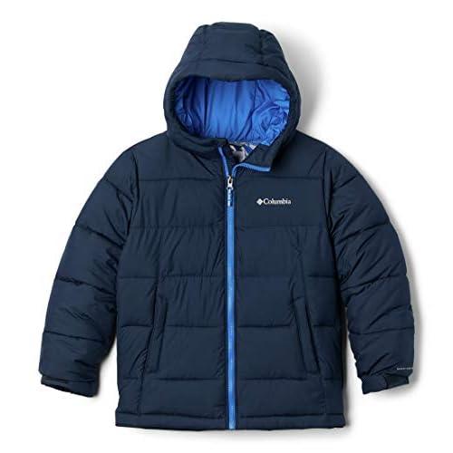 Waterproof /& Breathable Columbia Youth Pike Lake Jacket