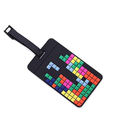 HAUPTSTADTKOFFER Travel Luggage Tag Suitcase Bag Accessories Air Flight Tags International Carry-on Identifier ID Label (14 Color) - En Route Luggage Tag