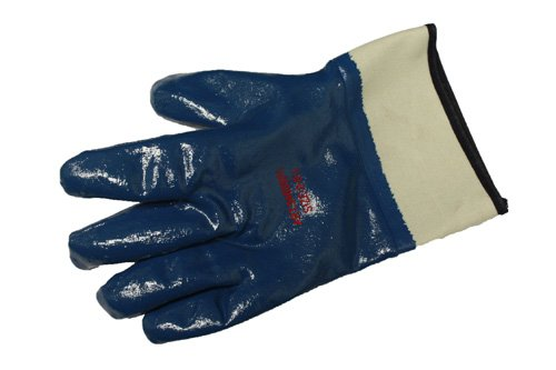 (Liberty 9460SP Nitrile Heavyweight Fully Coated Glove with 2-1/2