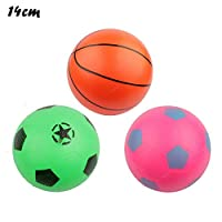 Theshy Holiday Pool Party Basketball Swimming Garden Large Inflatable Beach Ball Toy,for Your Spring/Summer Holiday