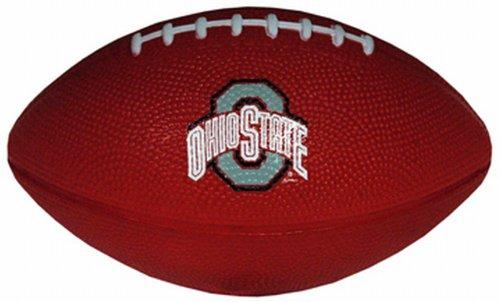 NCAA Ohio State Buckeyes Football Foam with Team Logo