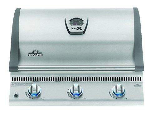 Napoleon Grills 100534137 Built-in Lex Propane Gas, White