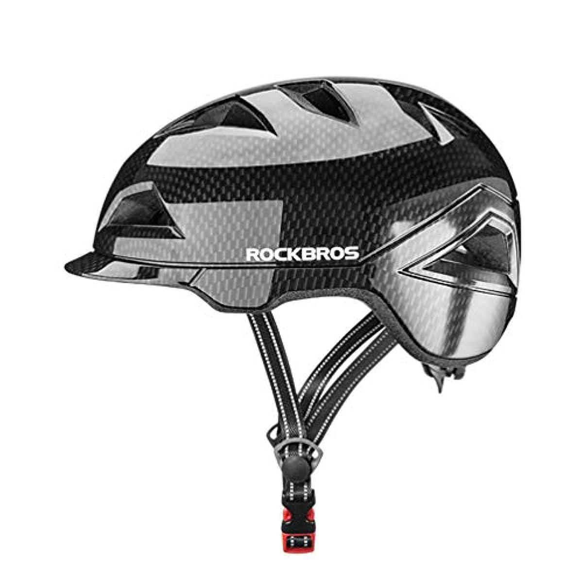 [해외] 락브로스 통근 자전거 헬멧 11홀 (5색상)