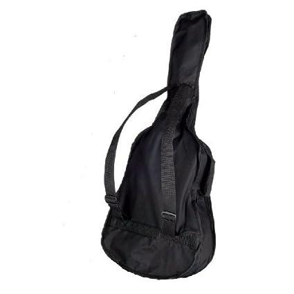 Superior 3/4 guitarra para los niños niño ZURDO azul - 9 a 12 años - incluye bolsa, correa, diapasón mondadientes & gratis cadenas: Amazon.es: Instrumentos ...