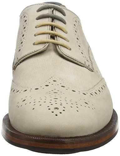 Marrone Ted Senapen Scarpe Derby A52a2a Stringate Uomo Light Tan Baker nY1YBqrg