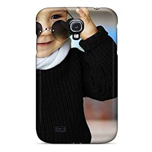 Excellent Galaxy S4 Case Tpu Cover Back Skin Protector Funny Baby Boy