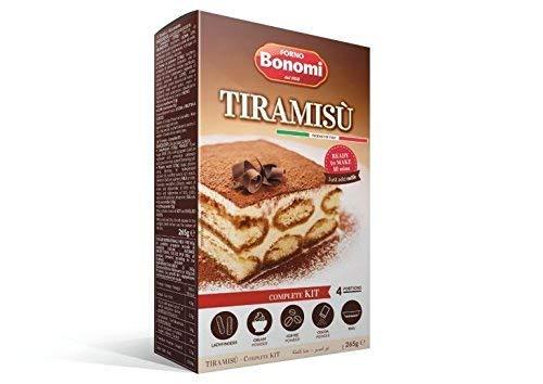 Bonomi Tiramisu Kit - 9.4oz - Dessert Tiramisu