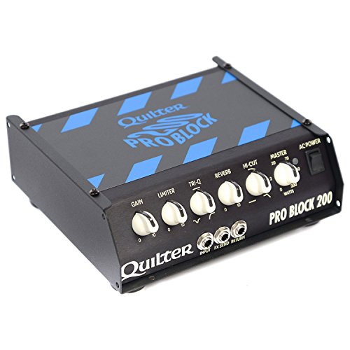 (Quilter Amps ProBlock 200 Amp Head)