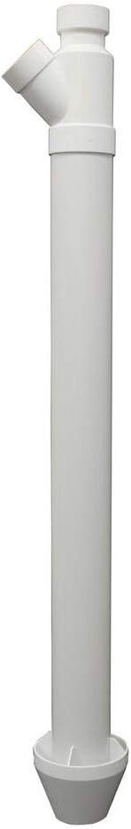 PVC Flue Gas Vent Concentric Kit SYSTEM 636 (3 x 44)