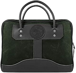 product image for Duluth Pack Standard Briefcase (Wax Olive Drab)