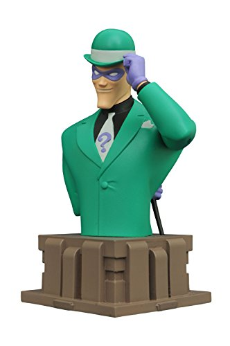 Diamond Select Toys Batman The Animated Series The Riddler Resin Bust