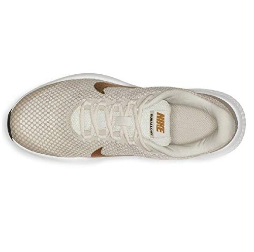 string metallic phantom Multicolore Scarpe Donna white Nike Gold Runallday Wmns Running 017 q6xpzAp