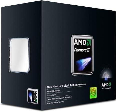 Amazon Com Amd Phenom Ii X4 965 Black Edition 3 4ghz Am3 Quad Core Processor 8mb Cache 125w Model Hdz965fbgmbox Retail By Amd Computers Accessories