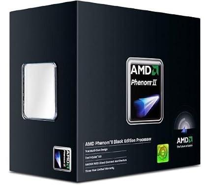 AMD PHENOM II X4 965 BLACK EDITION WINDOWS DRIVER