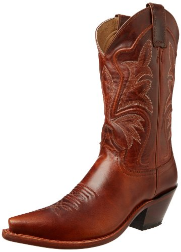 Ladies Cowboy Boot Single Stitched Welt Leather Outsole J-Fl