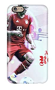 For Iphone Case, High Quality 2013 Arjen Robben S For Iphone 6 Cover Cases