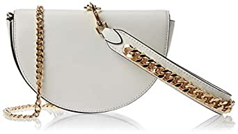 Aldo Crossbody Bag for Women, Polyester, Cream - MOMBALDONE70