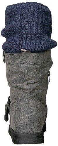 Muk Luks Womens Sky Winter Boot Grigio