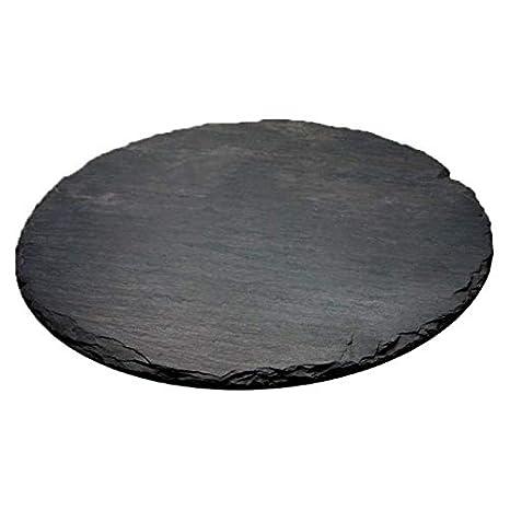 bolata Plato Redondo de Pizarra 25 cm