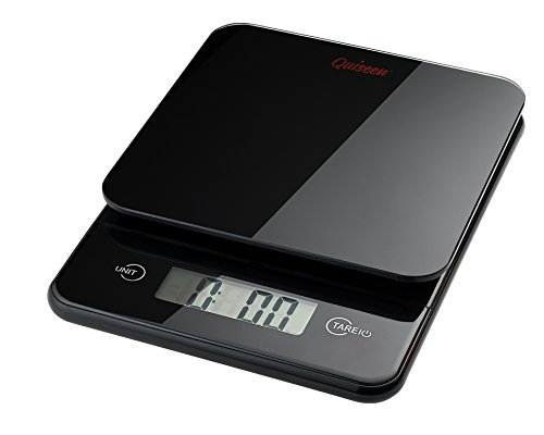 Quiseen Compact Digital Kitchen Scale product image
