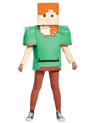 Disguise Alex Classic Minecraft Costume