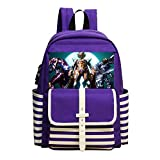 Student Bag 3D Printing Garo Boy Girl School Backpack