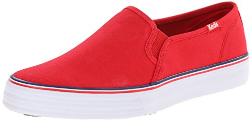 Baskets Slip-on Keds Femme Rouge