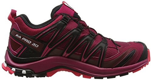 GTX Exclusive Sangria XA Women's Hdo Pro Shoes Salomon Sport 3D Red Beet qFI7wwSO
