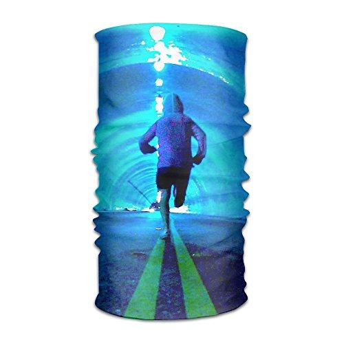 Owen Pullman Multifunctional Headwear Run Tunnel Head Wrap Elastic Turban Sport Headband Outdoor Sweatband