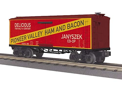 MTH TRAINS; MIKES TRAIN HOUSE Pioneer Valley HAM and Bacon