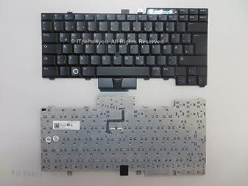 Dell WP242 Teclado refacción para notebook - Componente para ordenador portátil (Teclado, Alemán, Precision M4500): Amazon.es: Informática