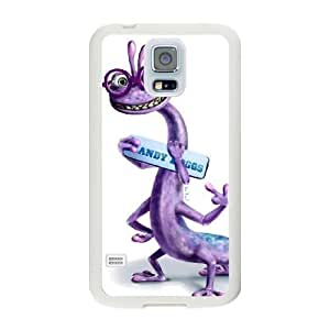 The best gift for Halloween and Christmas Samsung Galaxy S5 Cell Phone Case White Freak badass Randall Boggs by disney villains VIK9154669