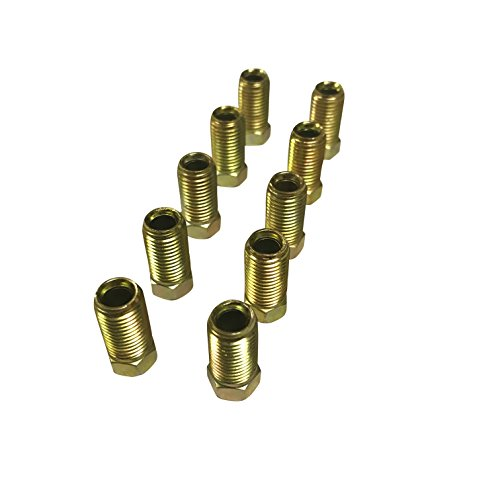 ASD Brake Line Tube Nuts For 3/16