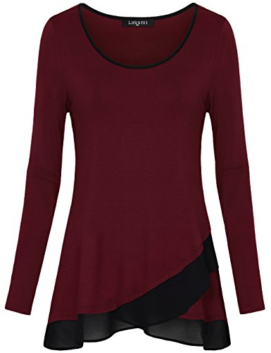 dress shirts to wear with leggings - 9