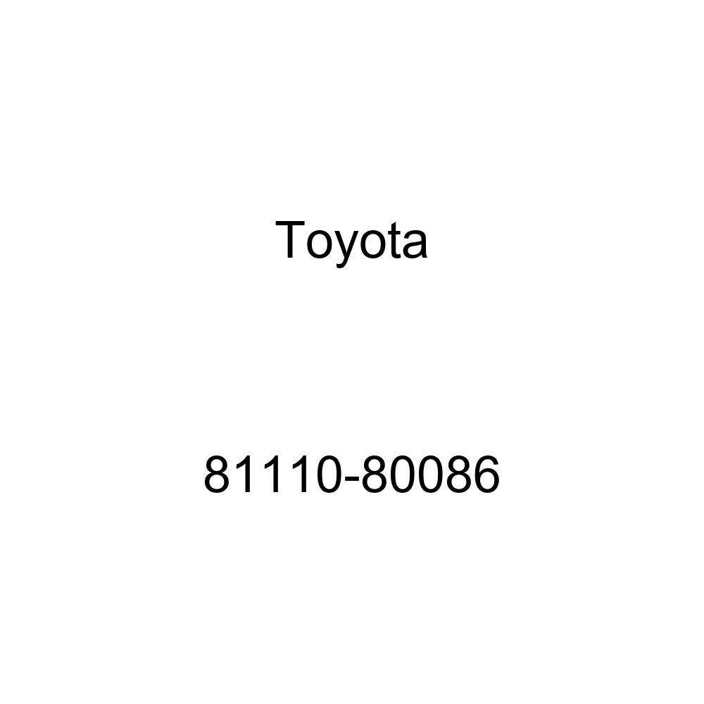 Toyota 81110-80086 Headlamp Assembly