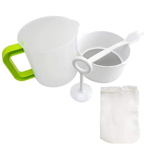 Filtro de leche y jugo de fruta y soja para yogur griego ...