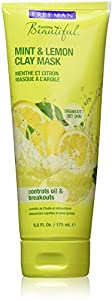 Freeman Feeling Beautiful Facial Clay Mask Mint & Lemon 6 oz