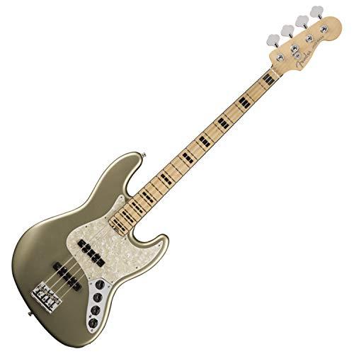 e Jazz Bass - Champagne w/Maple Fingerboard ()